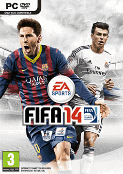 FIFA 14 PC Games Cover Art