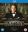 The Great Gatsby Blu-Ray
