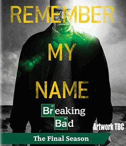 Breaking Bad - The Final Season Blu-Ray
