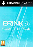 Brink Complete Pack (Agents of Change, Fallout/Spec Ops combo, Doom/Psycho combo) PC Games