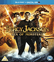 Percy Jackson and the Sea of Monsters Blu-Ray