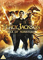 Percy Jackson and the Sea of Monsters DVD