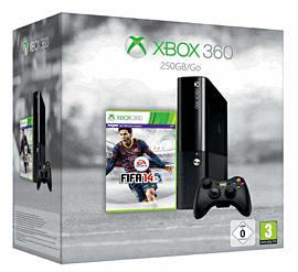 Xbox 360 E 250GB Console with FIFA 14 Xbox 360