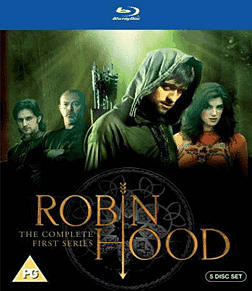 Robin Hood Series 1 Blu-Ray