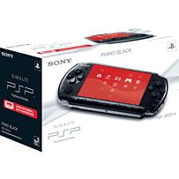 PSP 3000 Black PSP