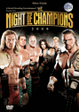 Night of Champions 2008 DVD