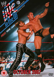 WWE - WWE Live in the UK October 2007 DVD