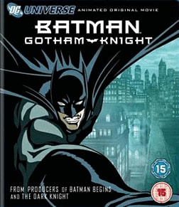 Batman: Gotham Knight Blu-Ray Blu-ray