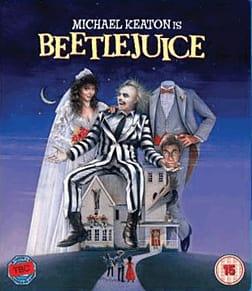 Beetle Juice Blu-Ray