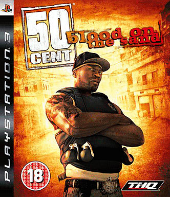Video Games 50 Cent: Blood on The Sand