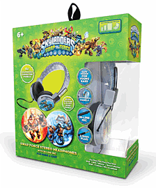 Skylanders SWAP Force Junior Headphones Accessories