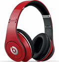 Beats Studio On Ear Headphones - Red Electronics
