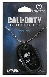Call of Duty: Ghosts Die-Cut Dog Tag Set Clothing and Merchandise