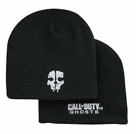 Call of Duty: Ghosts Beanie Clothing and Merchandise
