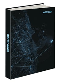 Watch Dogs Collectors Edition: Prima Official Game Guide Strategy Guides and Books Cover Art
