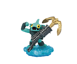 Gill Grunt - Skylanders SWAP Force Toys and Gadgets