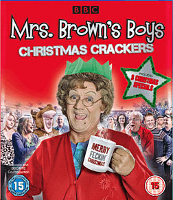 Mrs Brown's Boys Christmas Special Blu-Ray