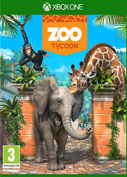 Zoo Tycoon Xbox One Cover Art