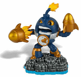Countdown - Skylanders SWAP Force Toys and Gadgets