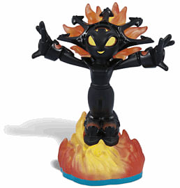 Lightcore Smoulderdash - Skylanders SWAP Force Toys and Gadgets