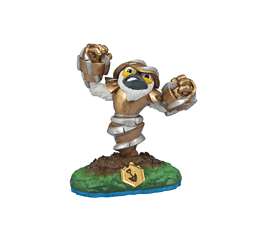 Grilla Drilla - Skylanders SWAP Force Toys and Gadgets