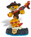 Rattle Shake - Skylanders SWAP Force Toys and Gadgets