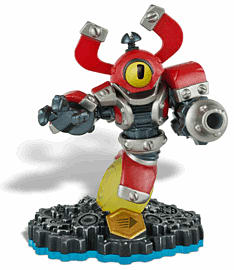 Magna Charge - Skylanders SWAP Force Toys and Gadgets