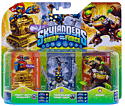Skylanders SWAP Force Triple Character Pack - Scorp,Chop Chop and Sprocket Toys and Gadgets