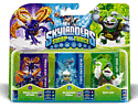 Skylanders SWAP Force Triple Character Pack - Zoo Lou, Spyro and Chill Toys and Gadgets
