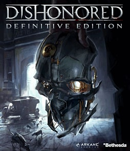 Dishonored Definitive Edition PC Downloads Cover Art