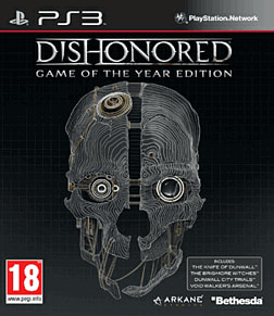 Dishonored: Game of the Year Edition PlayStation 3