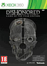 Dishonored: Game of the Year Edition Xbox 360
