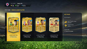 FIFA 15 Ultimate Team Wallet £12 Top Up screen shot 4