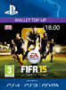 FIFA 14 Ultimate Team Wallet Top Up - £18 PlayStation Network