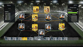 FIFA 15 Ultimate Team Wallet £18 Top Up screen shot 2