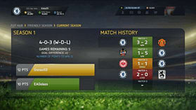 FIFA 15 Ultimate Team Wallet £18 Top Up screen shot 3