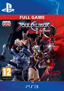 Soul Calibur II HD Online PlayStation Network