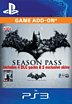 Batman: Arkham Origins Season Pass PlayStation Network