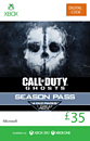 Call of Duty: Ghosts Season Pass Xbox Live