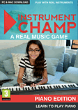 InstrumentChamp Piano Edition PC Games