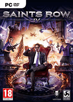 Saints Row IV PC Games