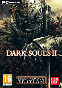 Dark Souls II Black Armour Edition PC Games Cover Art