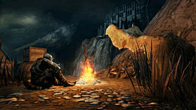 Dark Souls II Black Armour Edition screen shot 1