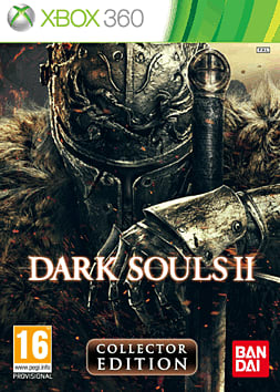 Dark Souls II Collector Edition Xbox 360 Cover Art
