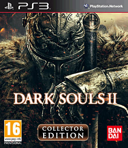 Dark Souls II Collector Edition          PlayStation 3 Cover Art