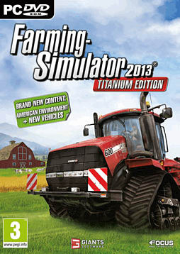Farming Simulator 2013 Titanium PC Games