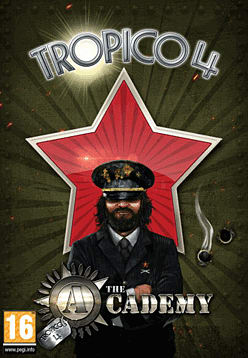 Tropico 4: The Academy DLC PC Games