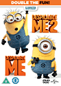 Despicable Me and Despicable Me 2 DVD