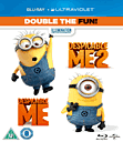 Despicable Me and Despicable Me 2 Blu-Ray