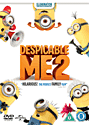 Despicable Me 2 DVD